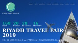 8th Riyadh Travel Fair 2016