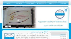 5th Annual Conference of the Egyptian Society of Diabetic Foot 2013