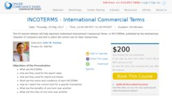 INCOTERMS - International Commercial Terms 2012