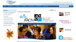 A Slice of AACN NTI 2013