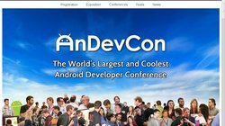 AnDevCon 2015 - The Android Developer Conference