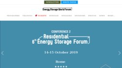 8th Energy Storage Forum Europe 2015