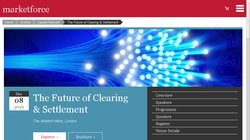 The Future of Clearing & Settlement 2016