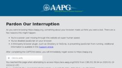 AAPG 2015 Annual Convention & Exhibition (American Association of Petroleum Geologists)