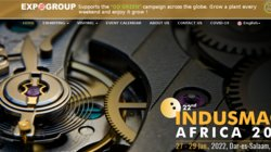 17th INDUSMACH Africa Tanzania 2015 - Industrial Equipment & Machinery Exhibition