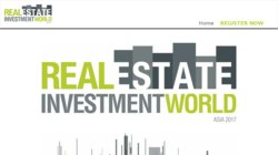 Real Estate Investment World Asia 2017