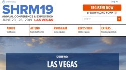 Society for Human Resource Management (SHRM) 2019 Annual Conference & Exposition