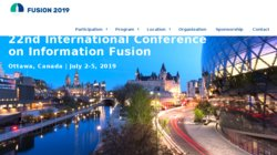 19th International Conference on Information Fusion (FUSION 2016)