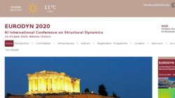 EURODYN 2014 - The 9th European Conference on Structural Dynamics
