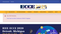 IEEE Energy Conversion Congress and Exposition (ECCE 2020)