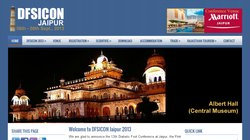 12th Diabetic Foot Conference (DFSICON 2013)