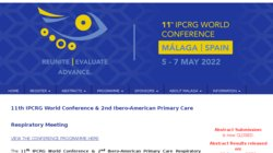 8th International Primary Care Respiratory Group (IPCRG) World Conference 2016