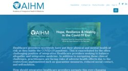 People, Planet, Purpose: Global Practitioners United in Health & Healing - The Annual Conference of The Academy of Integrative Health & Medicine (AIHM) 2015