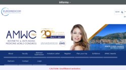 12th Anti-Aging Medicine World Congress (AMWC 2014)