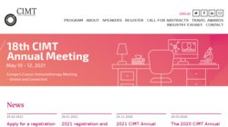 13th Annual Cancer Immunotherapy (CIMT) Meeting 2015