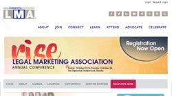 2015 Legal Marketing Association Annual Conference