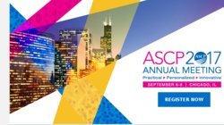 2013 American Society of Clincial Pathology (ASCP) Annual Meeting