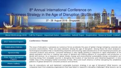 4rd Annual International Conference on Business Strategy and Organizational Behavior (BizStrategy 2014)