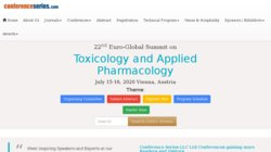 4th International Summit on Toxicology & Applied Pharmacology 2015