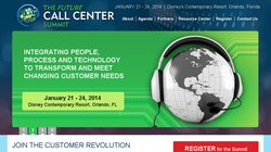 The Future Call Center Summit 2014