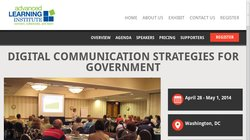Digital Communication Strategies For Government 2014