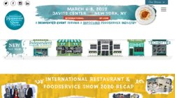International Restaurant & Foodservice Show of New York 2014