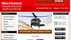 Military Electronic Health Records 2014
