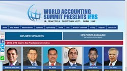 10th Annual World Accounting Summit Presents IFRS 2014