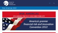 5th Annual RISK AMERICAS - Risk & Regulation 2016