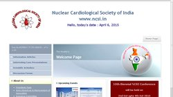 10th Biennial Conference of Nuclear Cardiology Society of India 2015