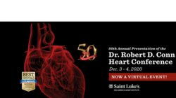 44th Annual Presentation of the Dr. Robert  D. Conn Heart Conference 2014