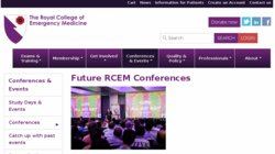 College of Emergency Medicine Annual Scientific Conference (CEM 2014)