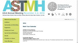American Society of Tropical Medicine and Hygiene (ASTMH) 64th Annual Meeting 2015
