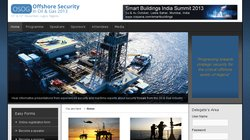 Offshore Security: Oil and Gas 2013