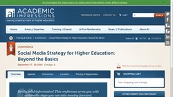 Social Media Strategy for Higher Education: Beyond the Basics 2014