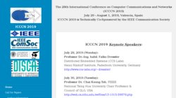 International Conference on Computer Communications and Networks (ICCCN 2015)