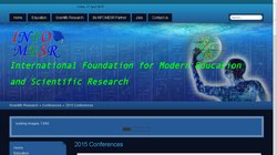 2015 INFOMESR (International Foundation for Modern Education and Scientific Research) conferences (WCPEE 2015)