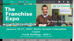 The National Franchise & Business Opportunities Show Toronto 2015