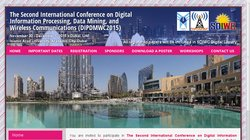 The Second International Conference on Digital Information Processing, Data Mining, and Wireless Communications (DIPDMWC2015)