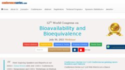 7th World Congress on Bioavailability & Bioequivalence: BA/BE Studies Summit 2016