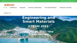 International Conference on Energy Engineering and Smart Materials (ICEESM 2016)