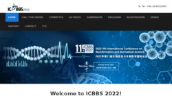 5th International Conference on Bioinformatics and Biomedical Science (ICBBS 2016)