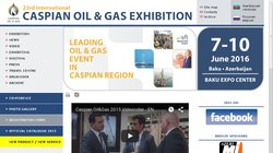 23rd International Caspian Oil and Gas Exhibition 2016