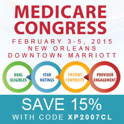 12th Annual Medicare Congress 2015