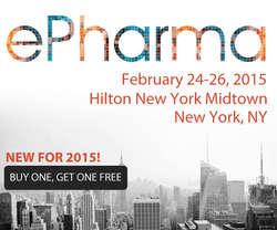 14th Annual ePharma Summit 2015