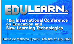 EDULEARN20 - The 12th annual International Conference on Education and New Learning Technologies