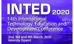 INTED2020 - The 14th International Technology, Education and Development Conference