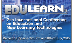 EDULEARN15 - The 7th International Conference on Education and New Learning Technologies 2015