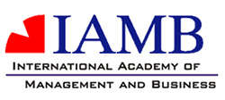 The 21st International Academy of Management and Business (IAMB 2016)