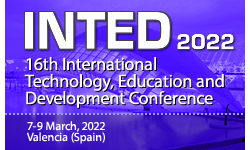 INTED2018 - The 12th International Technology, Education and Development Conference
